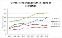 concussions in hockey essay